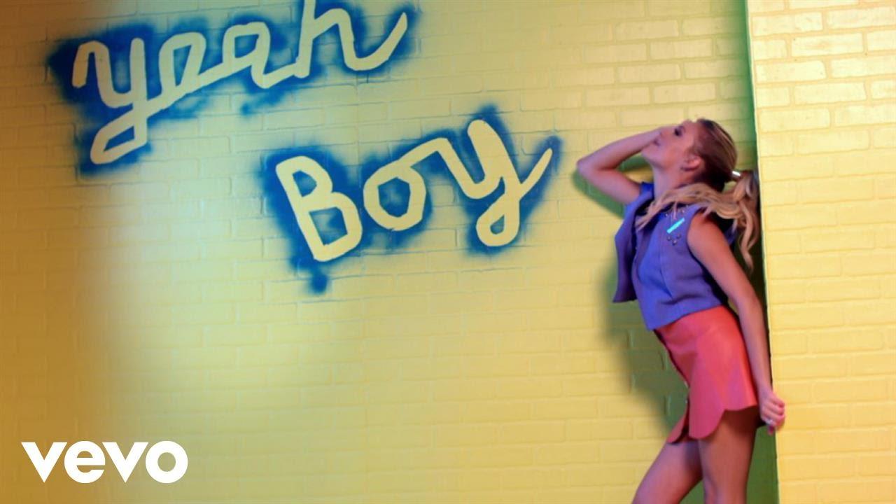 Kelsea Ballerini Yeah Boy VEVO Video