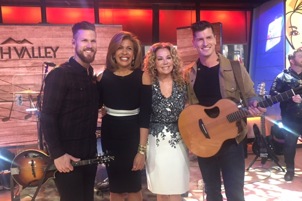 High Valley Today Show