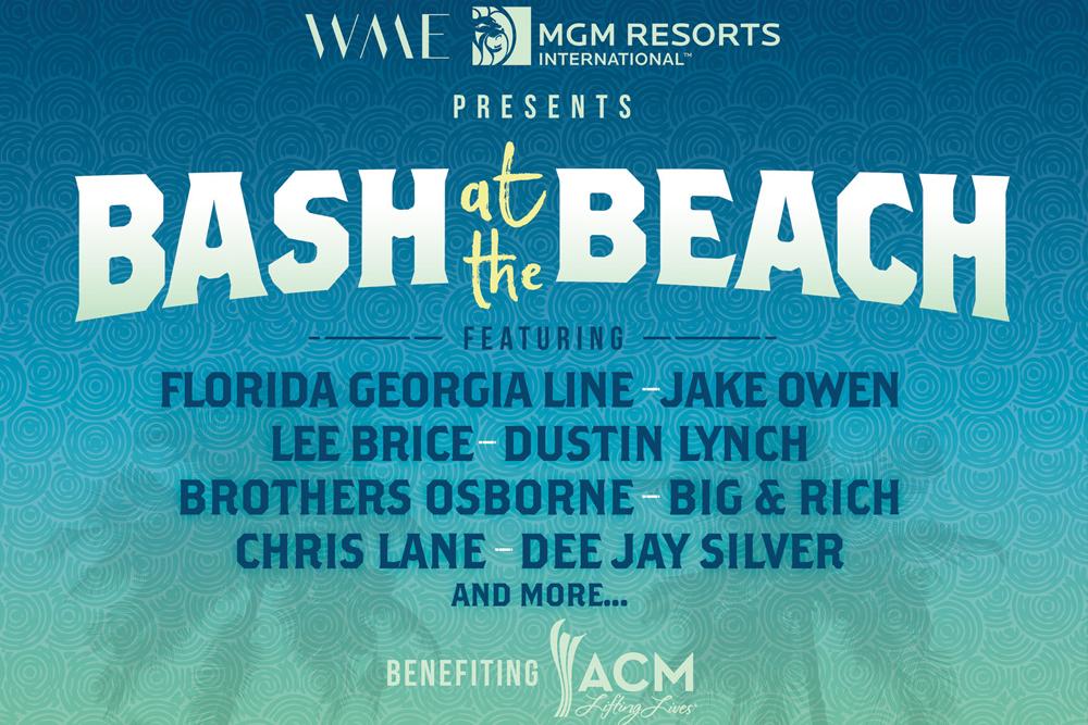 ACM Bash At The Beach