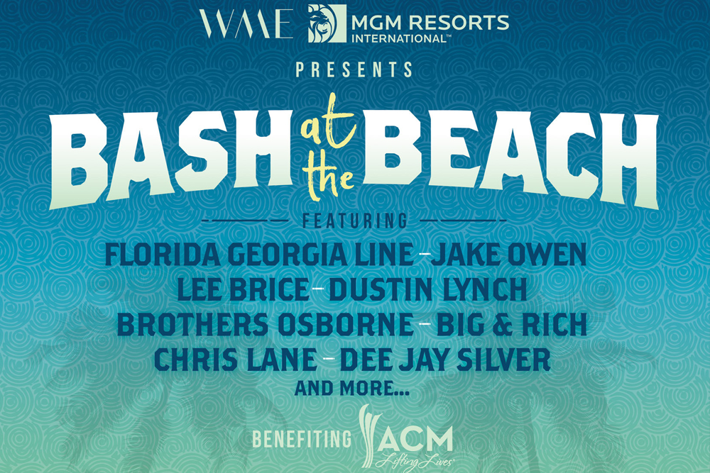 ACM Bash At The Beach