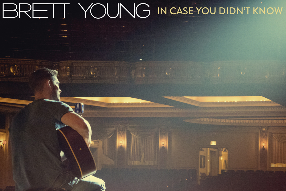 Brett Young In Case You Didn't Know