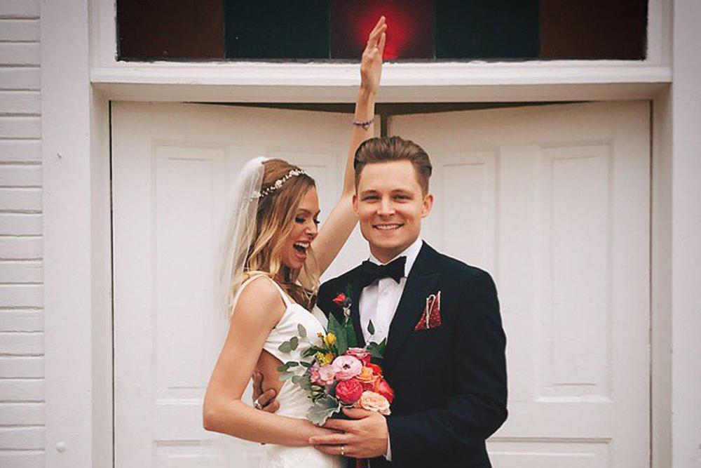 Frankie Ballard Wedding