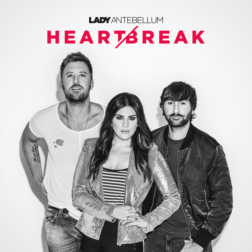 Lady Antebellum Heart Break