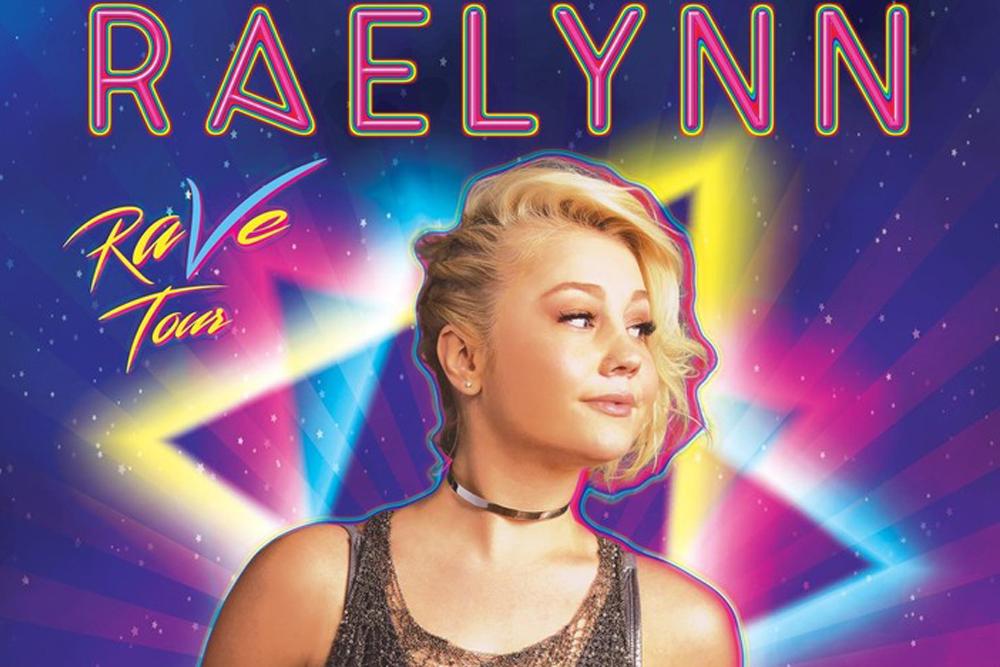 RaeLynn Rave Tour