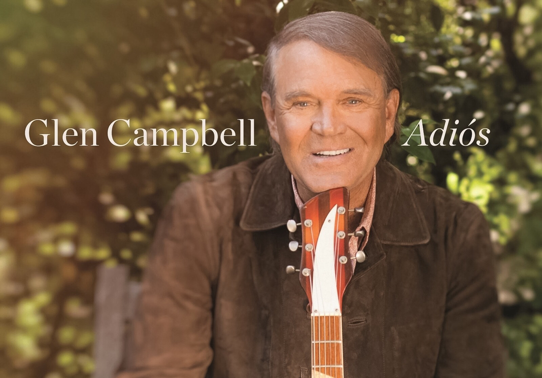 Glen Campbell Adios Album