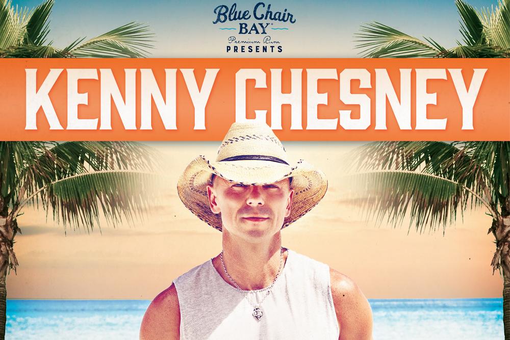 Kenny Chesney 2017 Tour
