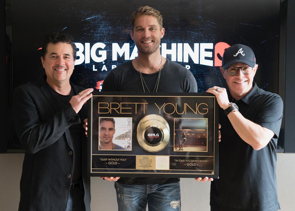 Brett Young RIAA Certification