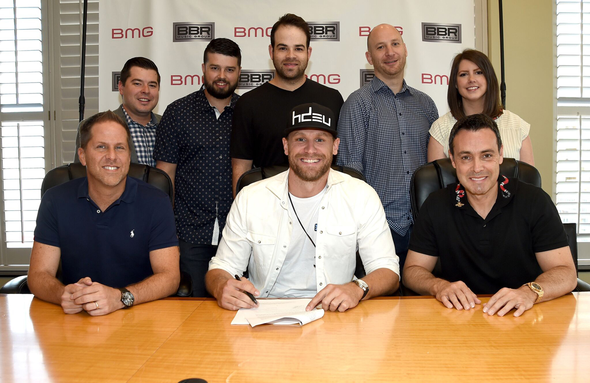 Chase Rice BBR Music Group