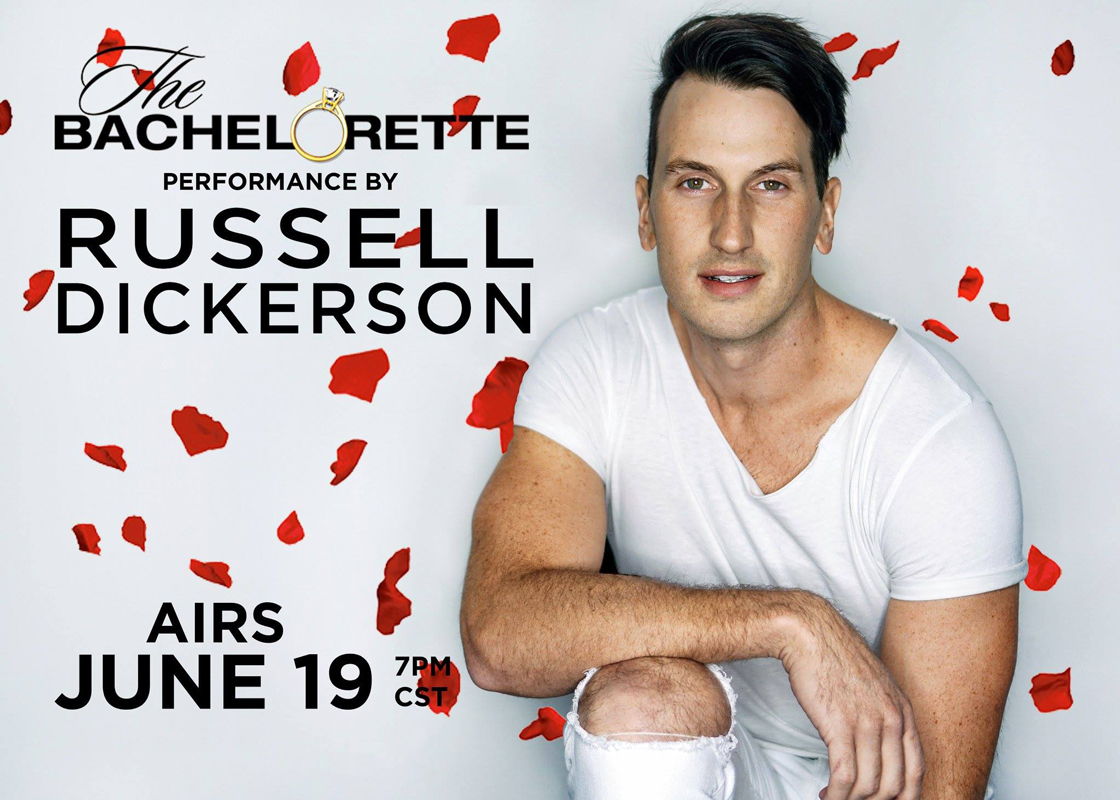 Russell Dickerson The Bachelorette