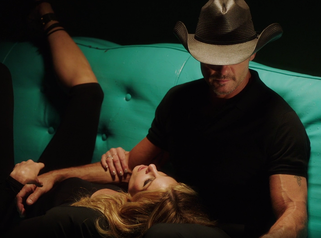 Tim McGraw Faith Hill Video