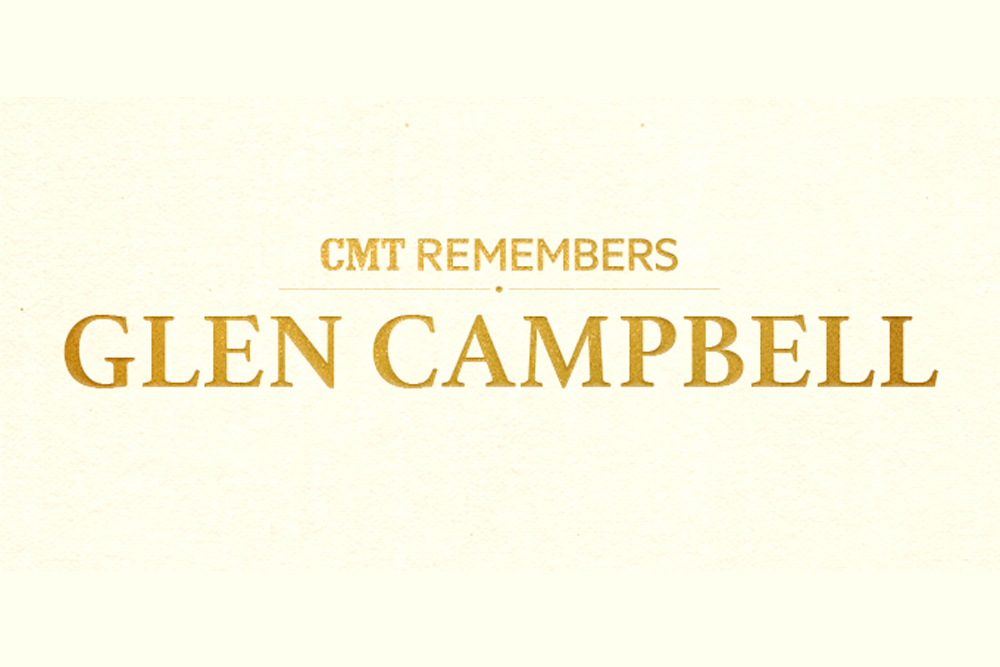 CMT Remembers Glen Campbell