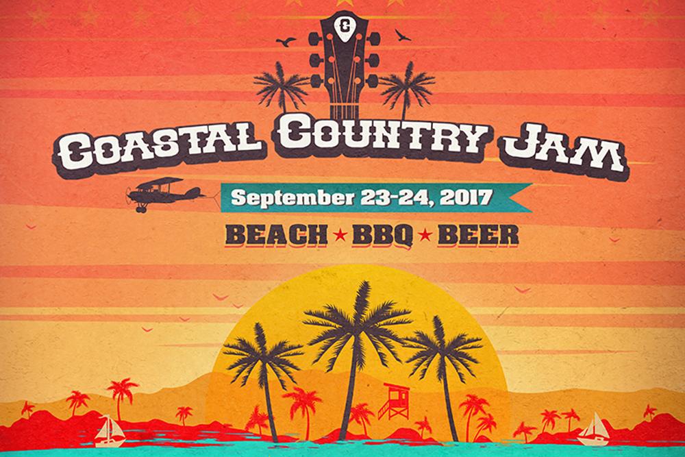 Coastal Country Jam