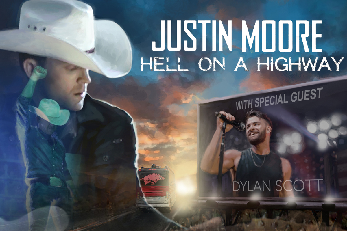 Justin Moore Tour