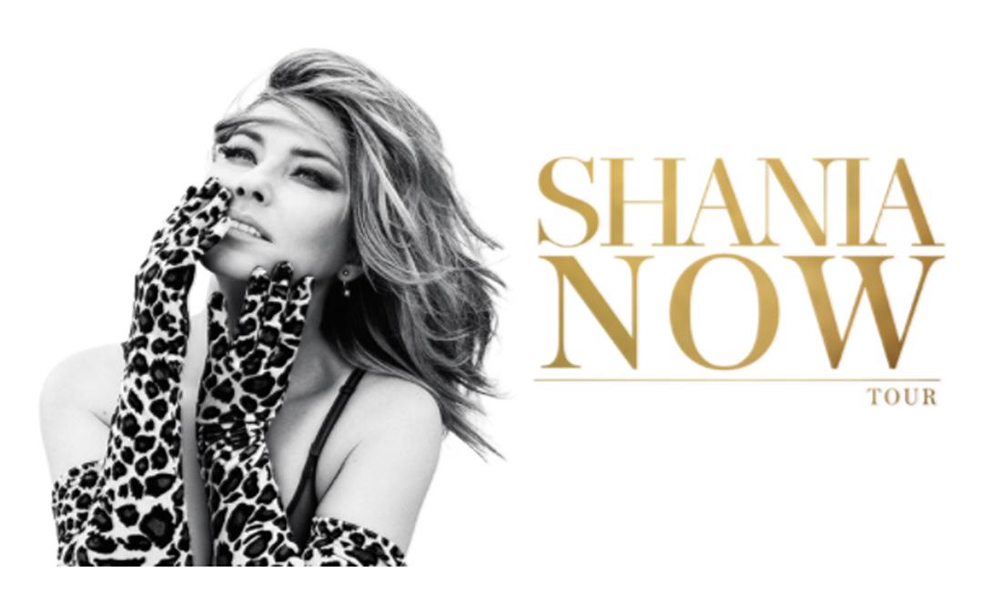 Shania Twain Now Tour
