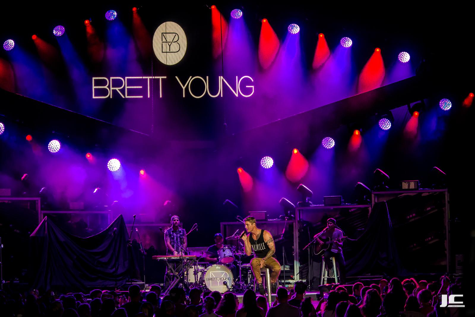 Brett Young Concert