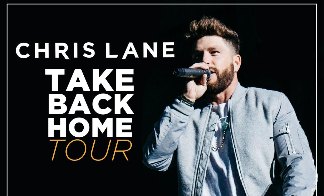 Chris Lane Tour