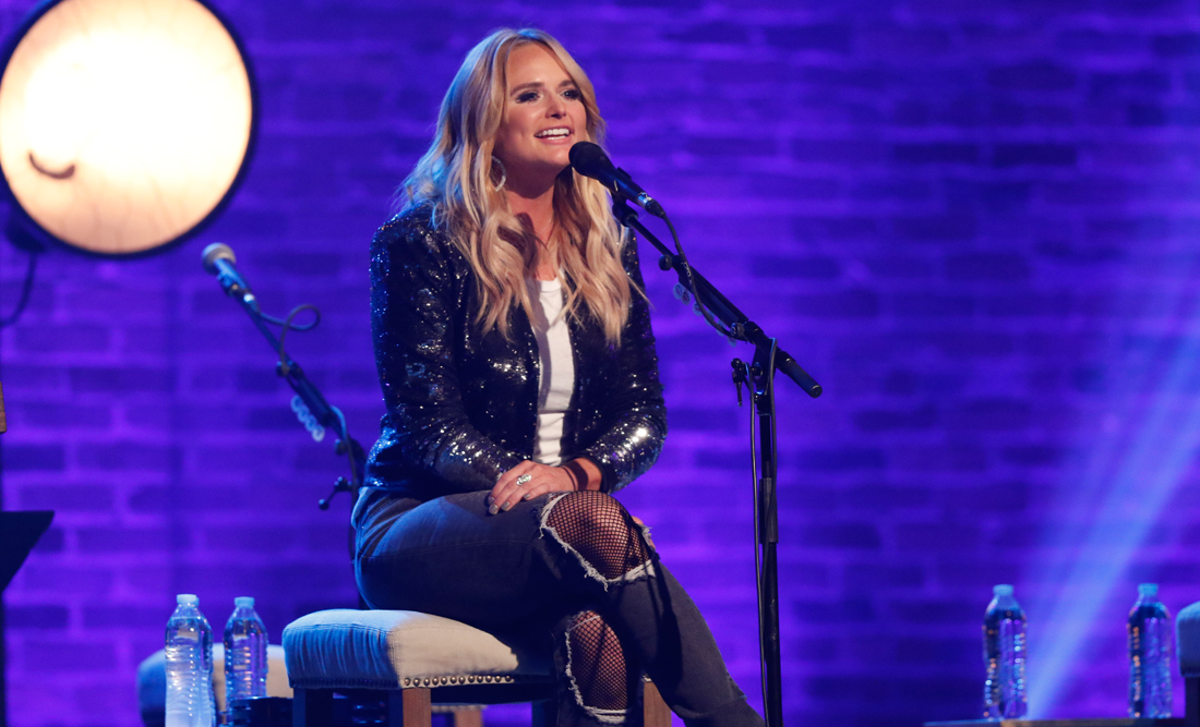 Miranda Lambert CMA Songwriters Series