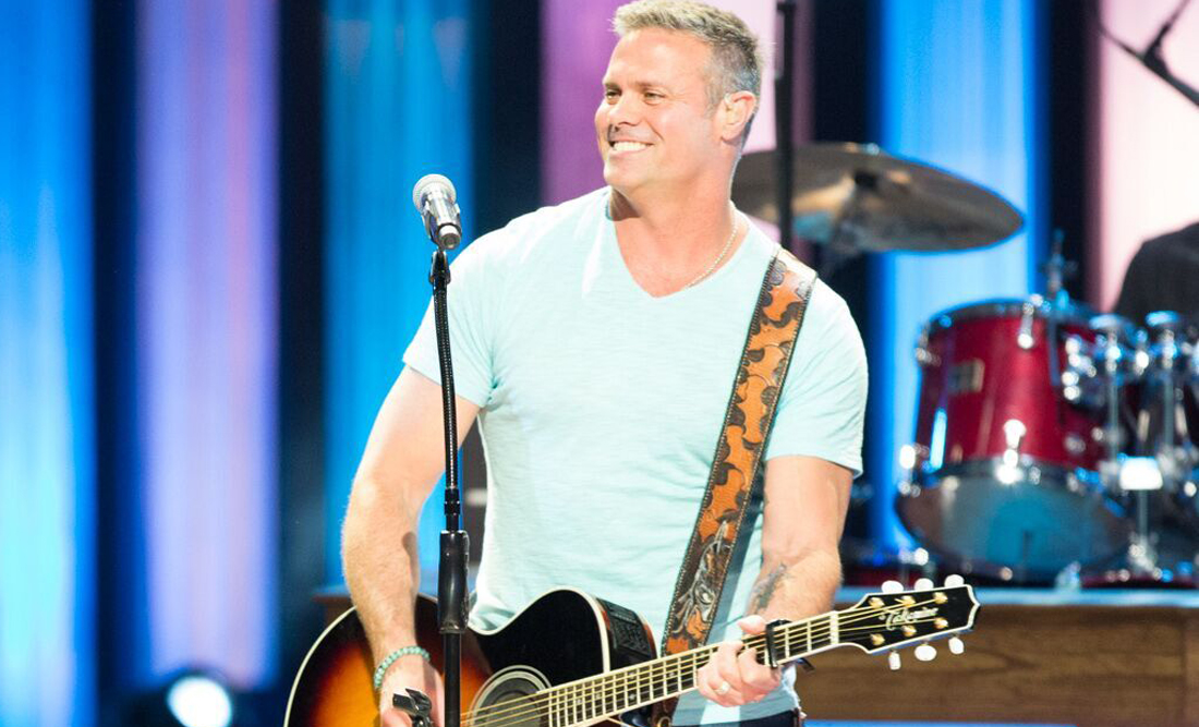 Troy Gentry Grand Ole Opry