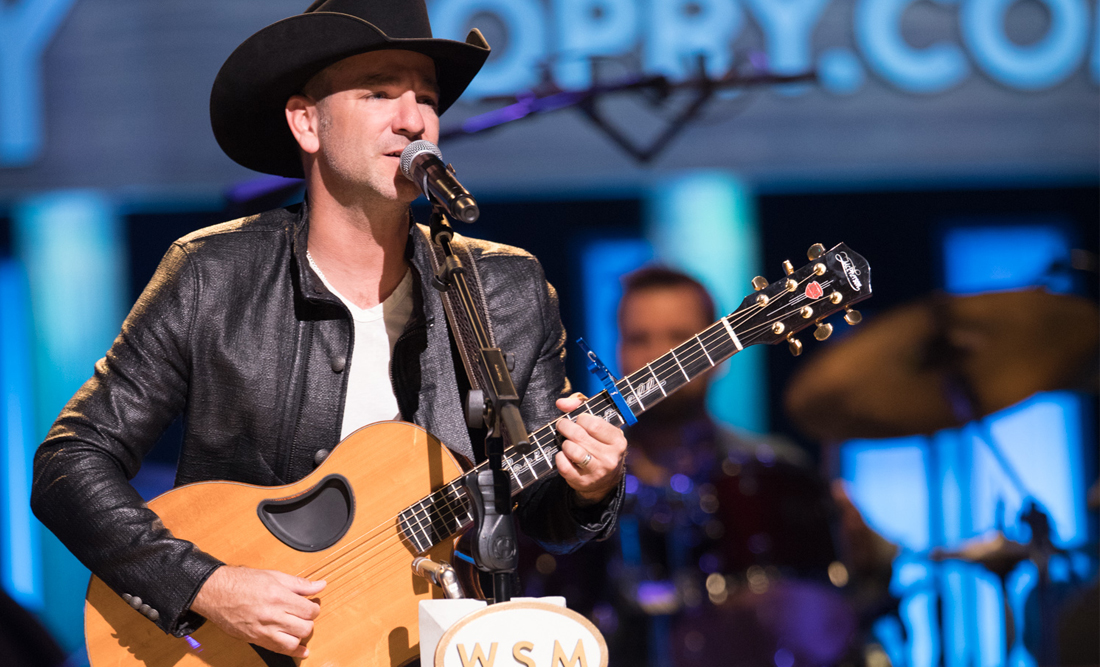 Craig Campbell 50th Opry Performance