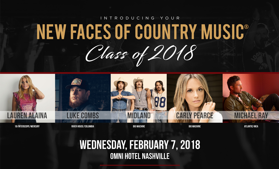 2018 CRS New Faces Show