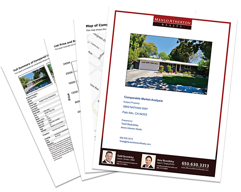 Menlo Atherton Realty | Real Estate Property Values - What's My Home Worth?