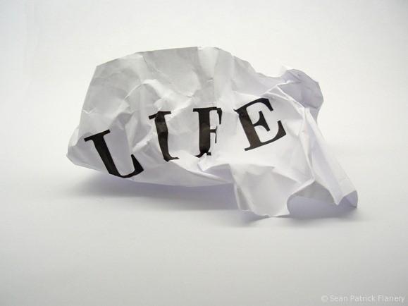 Sean Patrick Flanery and LIFE!