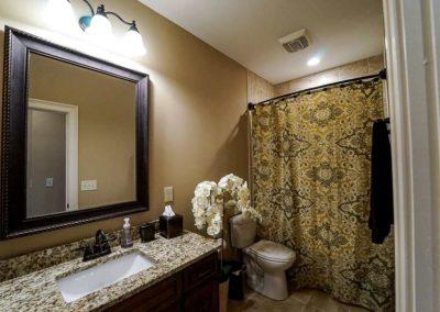 2017 Attic Remodel Bathroom