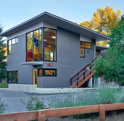 Paul Michael Davis Design - Whole Earth Montessori School