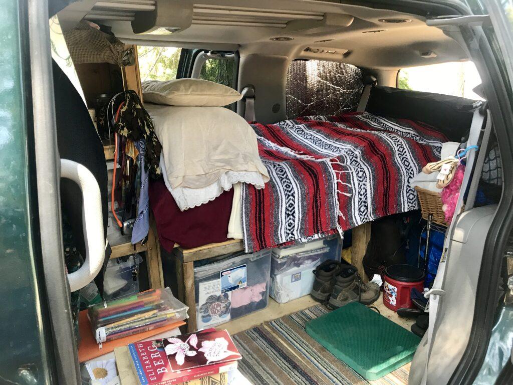 My Not-So-Perfect Van Build