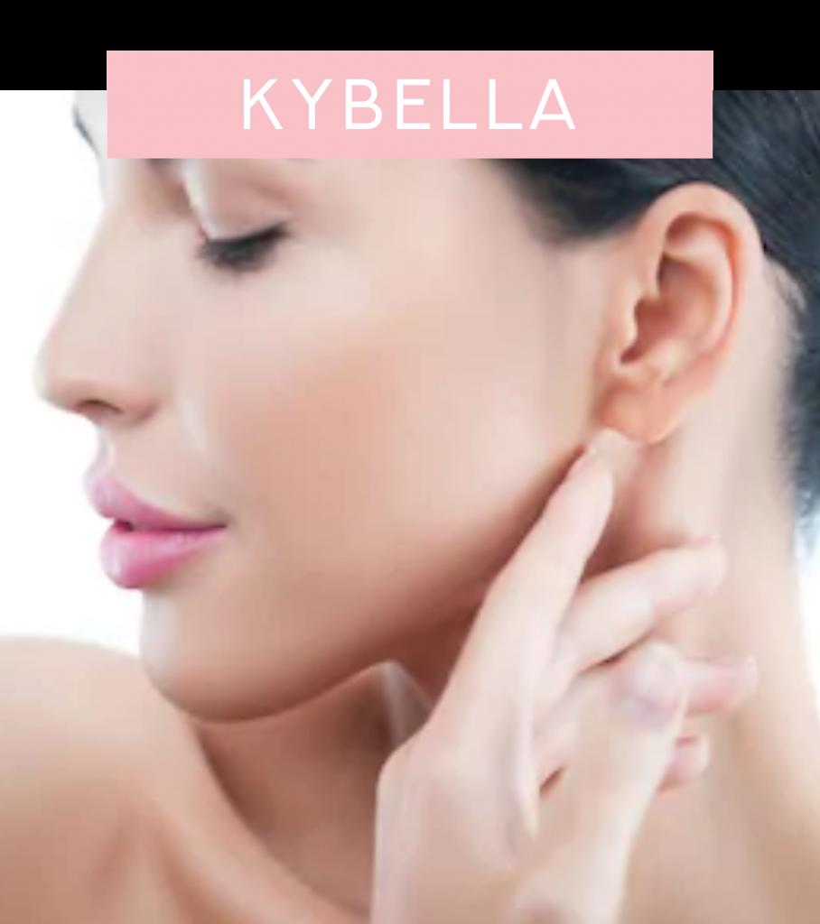 Kybella Fat Dissolving Kim Burke