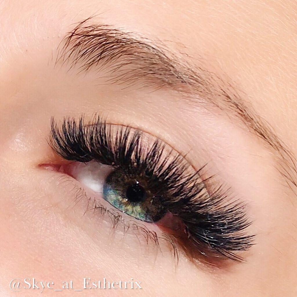 Esthetrix Eyelash Extensions