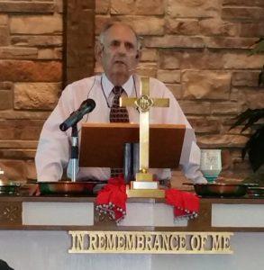 Pastor Max Grubb