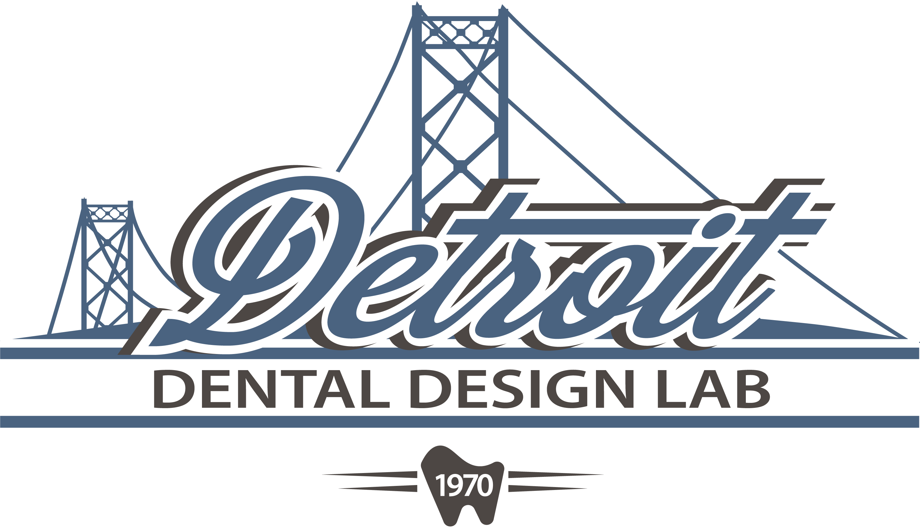 detroit dental design logo