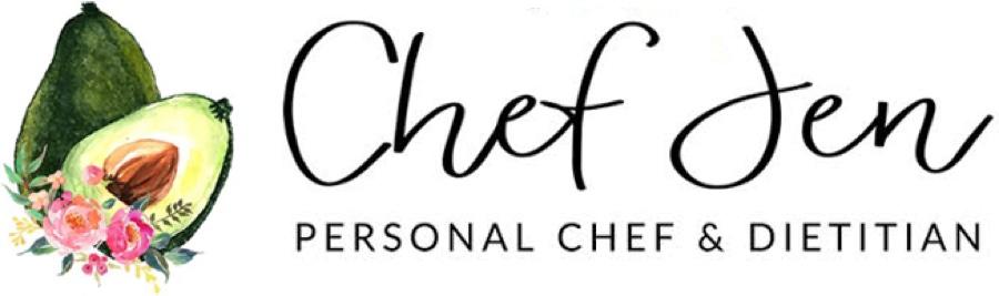Chef Jen Logo
