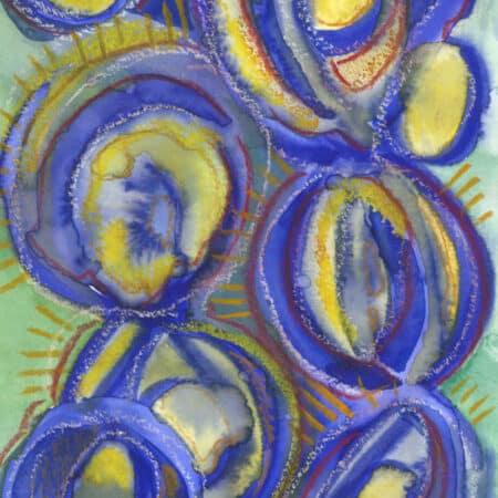 Maureen Claffy Rolling Water detail 3