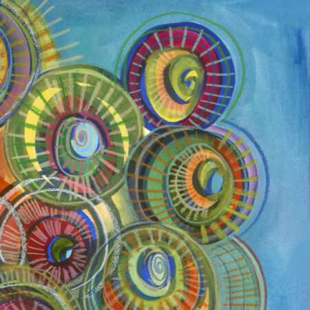 Maureen Claffy Wide Awake Detail 2