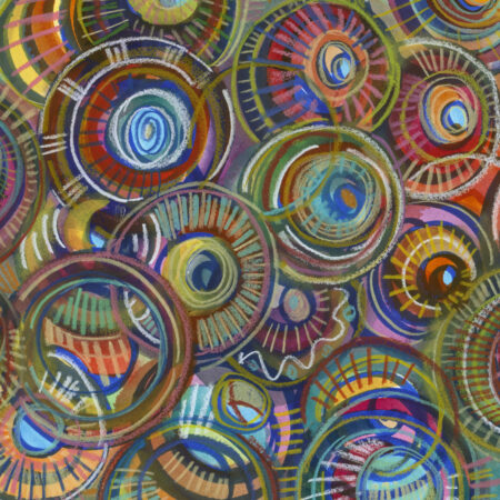 Maureen Claffy Wide Awake detail 1