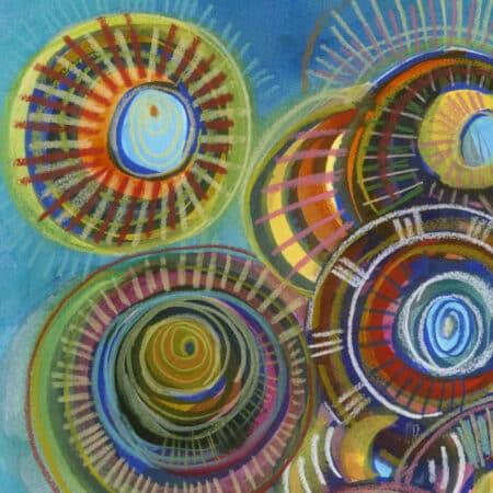 Maureen Claffy Wide Awake detail 3