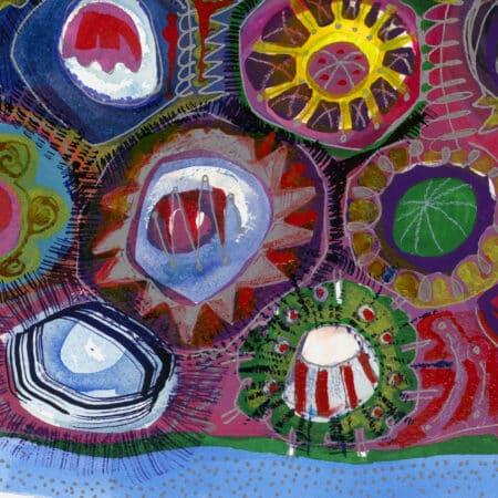 Maureen Claffy Gauge Detail 3