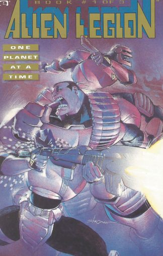 Alien Legion One Planet at a Time #01