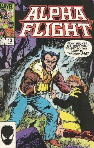 Alpha Flight #013