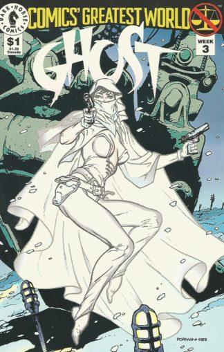 Comics' Greatest World Arcadia #3