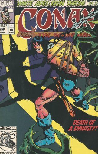 Conan the Barbarian #265