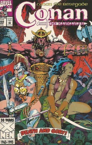 Conan the Barbarian #266