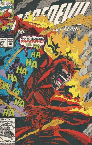 Daredevil #313