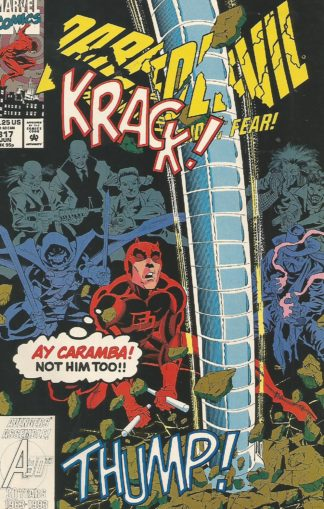 Daredevil #317