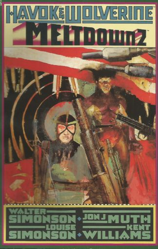 Havok and Wolverine Meltdown #02