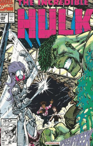 Incredible Hulk Volume 2 #388
