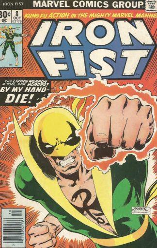 Iron Fist #008