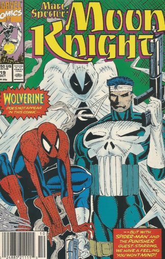 Marc Spector Moon Knight 19